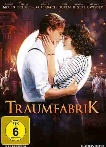 Traumfabrik Cover