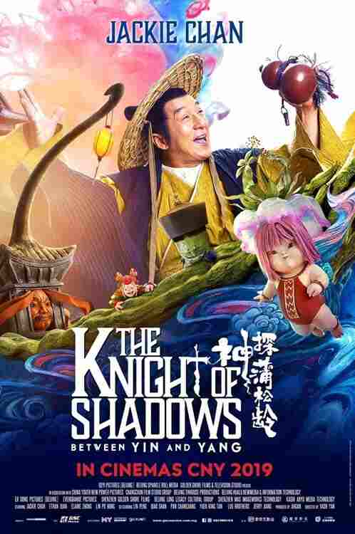 The Knight of Shadows Cover