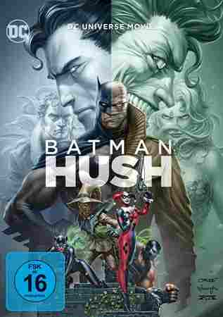 Batman Hush 2019 Cover