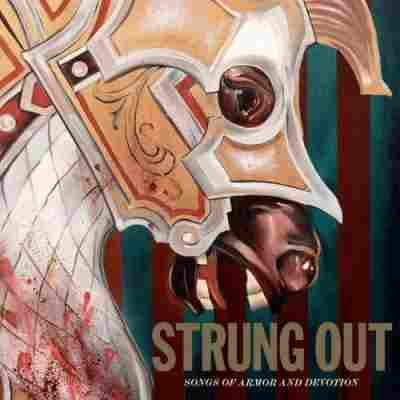Strung OutSongs of Armor and Devotion Cover