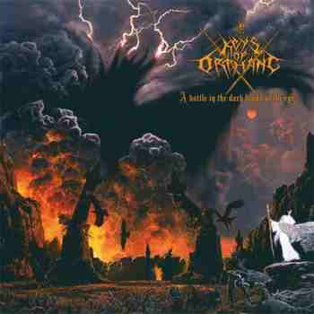 Keys Of Orthanc A Battle In The Dark Lands Of The Eye Cover