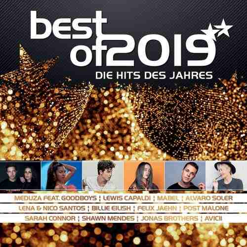 Best Of 2019 Hits Des Jahres (2CD)(2019) Cover