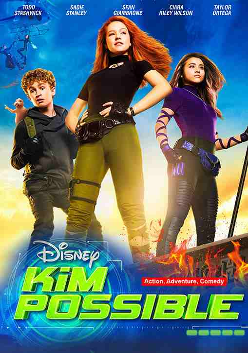 Kim Possible Cover