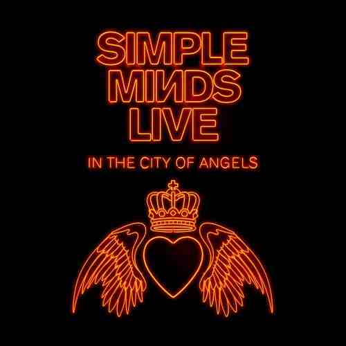 Simple Minds Live in the City of Angels (Deluxe Edition) Cover